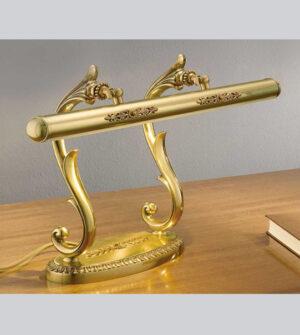 Lampada da tavolo in ottone Art. 01054