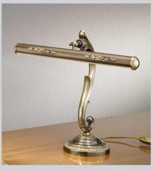 Lampada da tavolo in ottone Art. 01056