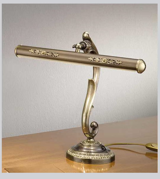 Brass table lamp Art. 01056